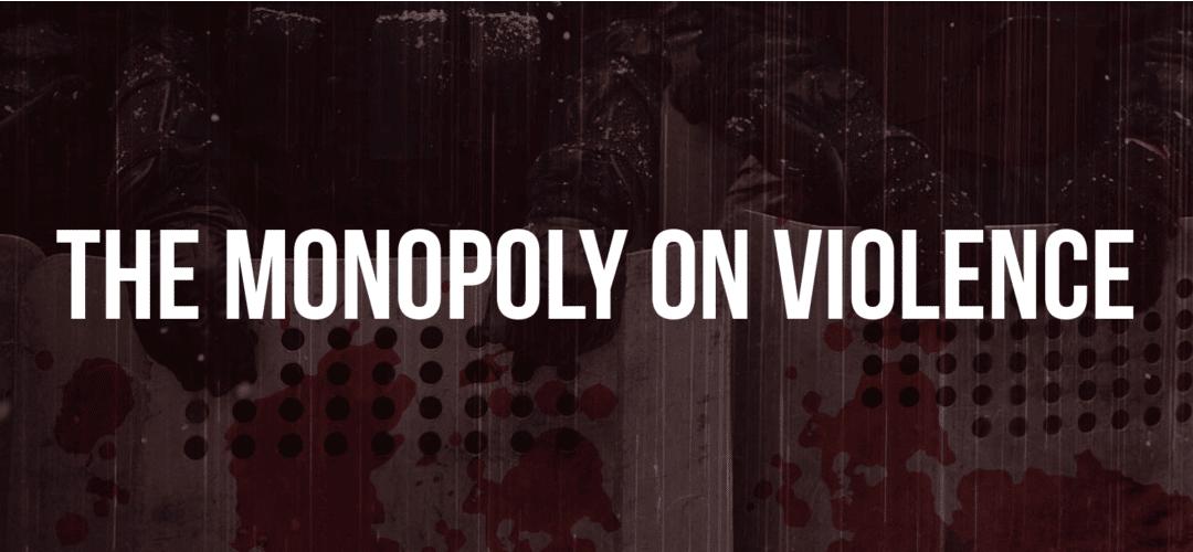 *Bonus* Agorism And The Monopoly On Violence