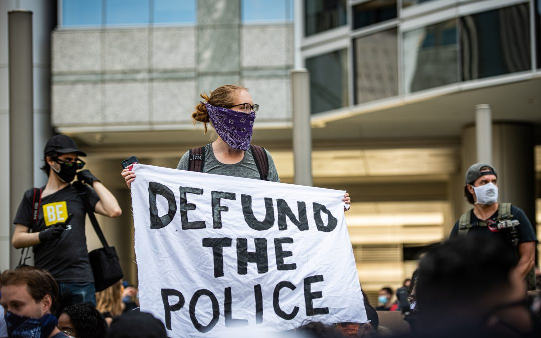 There Are Solutions Besides 'Defund the Police'