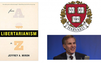 Libertarianism A to Z. Jeffrey Miron and Keith Knight.