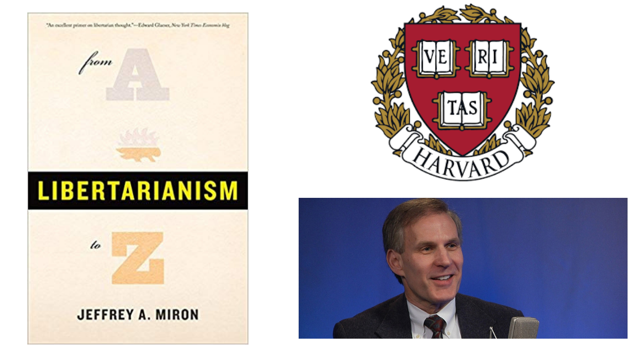 Libertarianism A To Z. Jeffrey Miron And Keith Knight