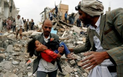 The Truth About the U.S. / Saudi Genocide in Yemen – Scott Horton and Keith Knight