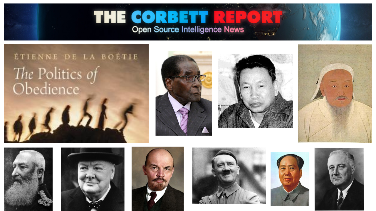 How The Few Unjustly Control The Many. James Corbett & Keith Knight Book Summary & Analysis