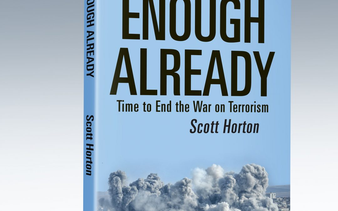 The American Conservative Reviews Scott Horton's Newest Book