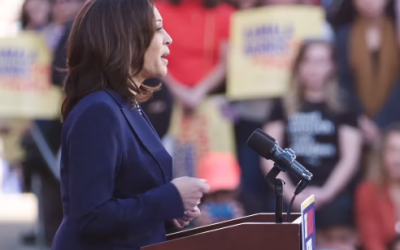 Kamala Harris and the Rise of the NatSec Dems