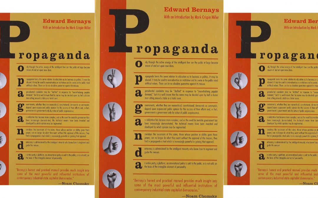 Propaganda – Book Summary and Analysis