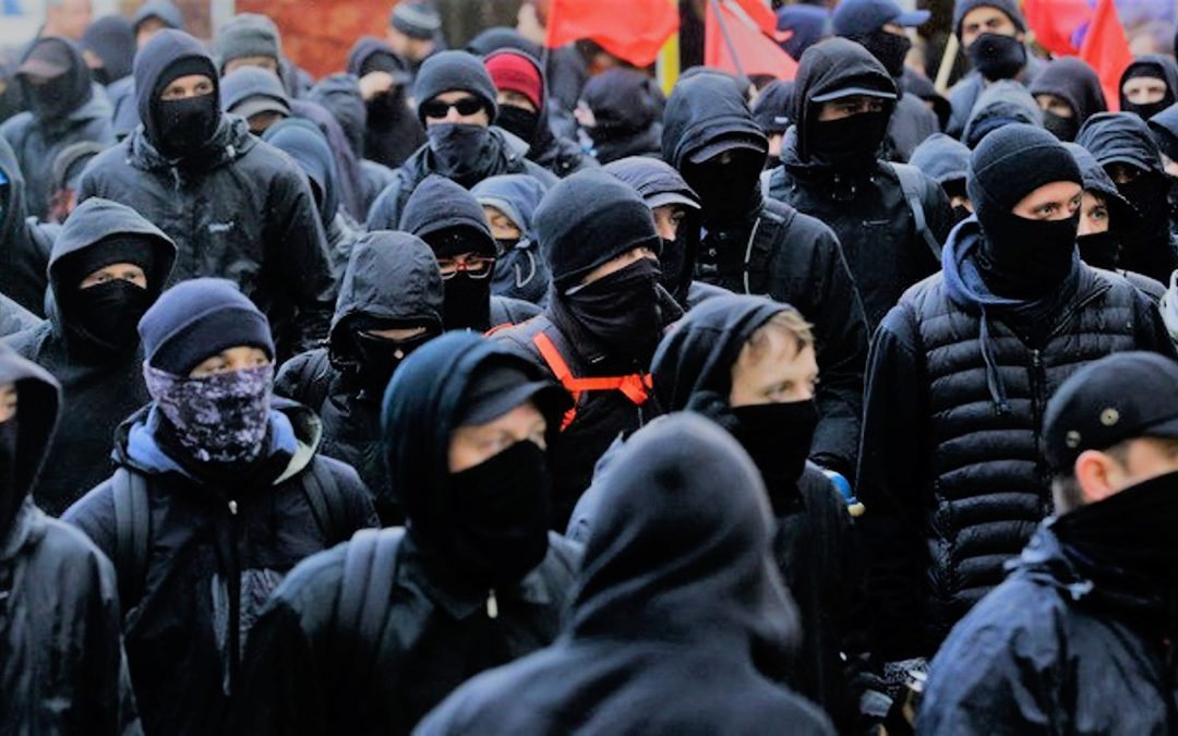 Antifa: Anarchists or Communists?