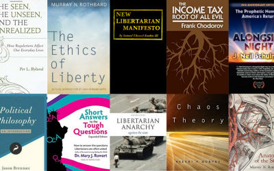 10 Must Read Libertarian Books. Pete Quinones and Keith Knight