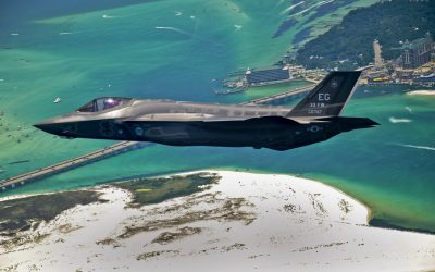 Israel Demands F-35s As Part Of $8 Billion Military Aid Package