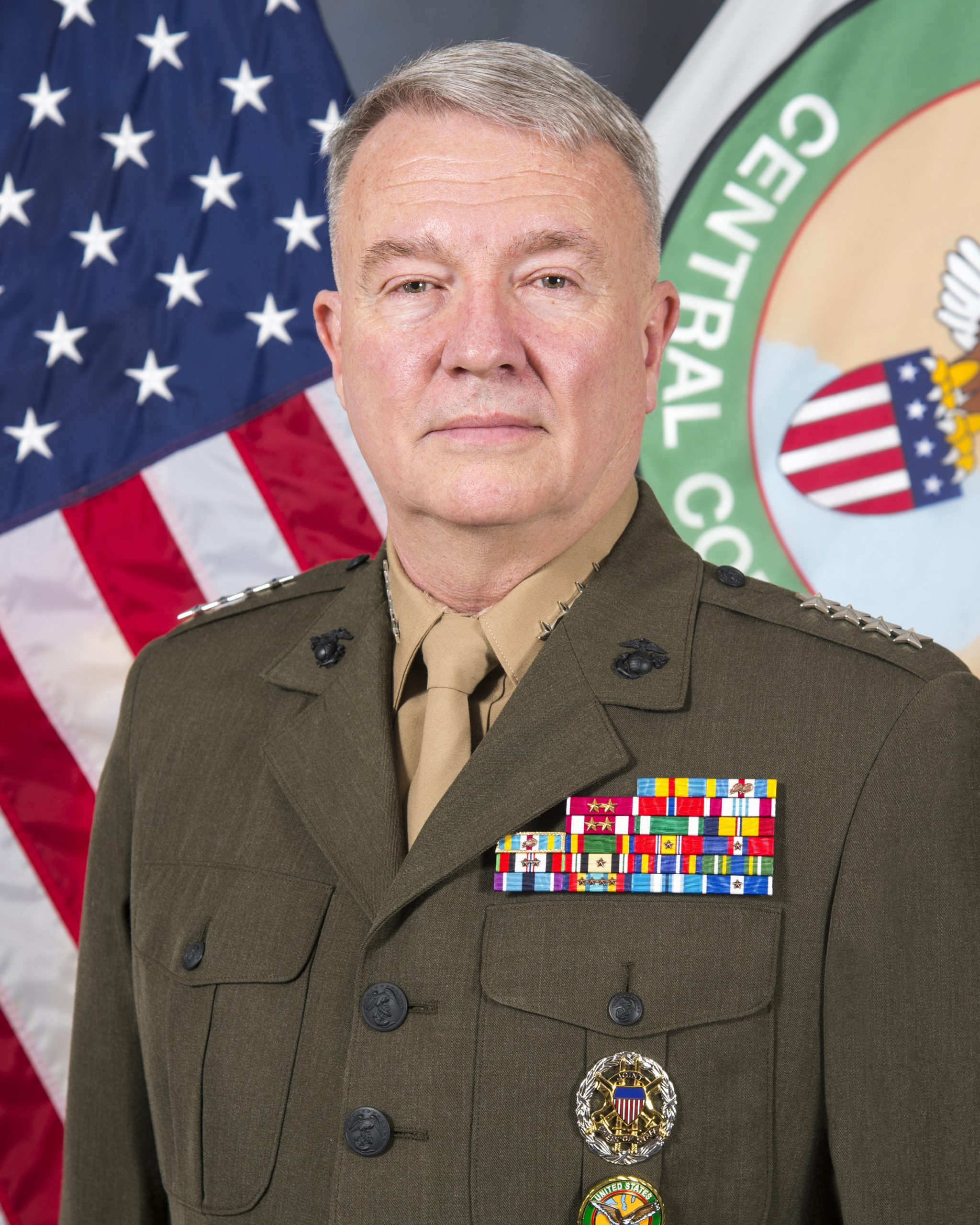 General Kenneth F. Mckenzie, Jr (uscentcom)