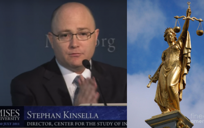What is 'the Law'? Attorney Stephan Kinsella and Keith Knight