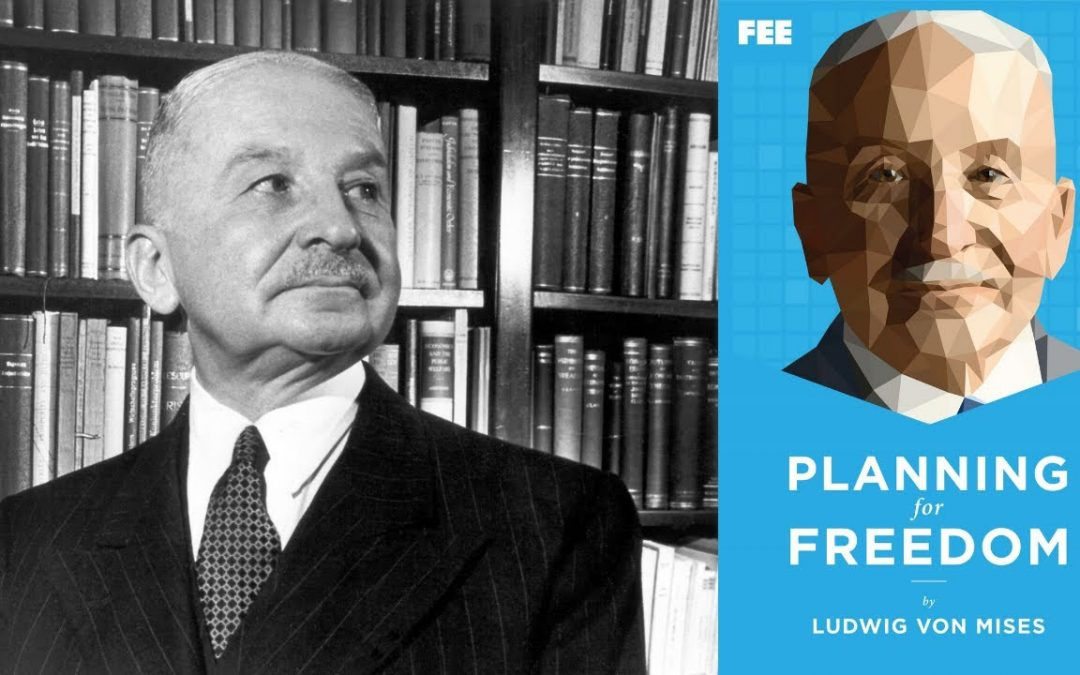 Why Wages Rise – Ludwig von Mises