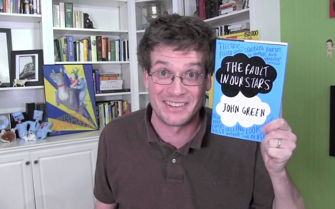 Propaganda Analysis – I, John Green, Benefit From Violence!