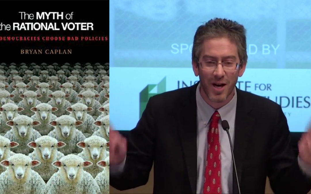 The Economics of Ignorant Voters. Bryan Caplan and Keith Knight