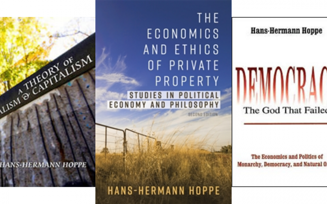 The Problem and Solution: Hans-Hermann Hoppe