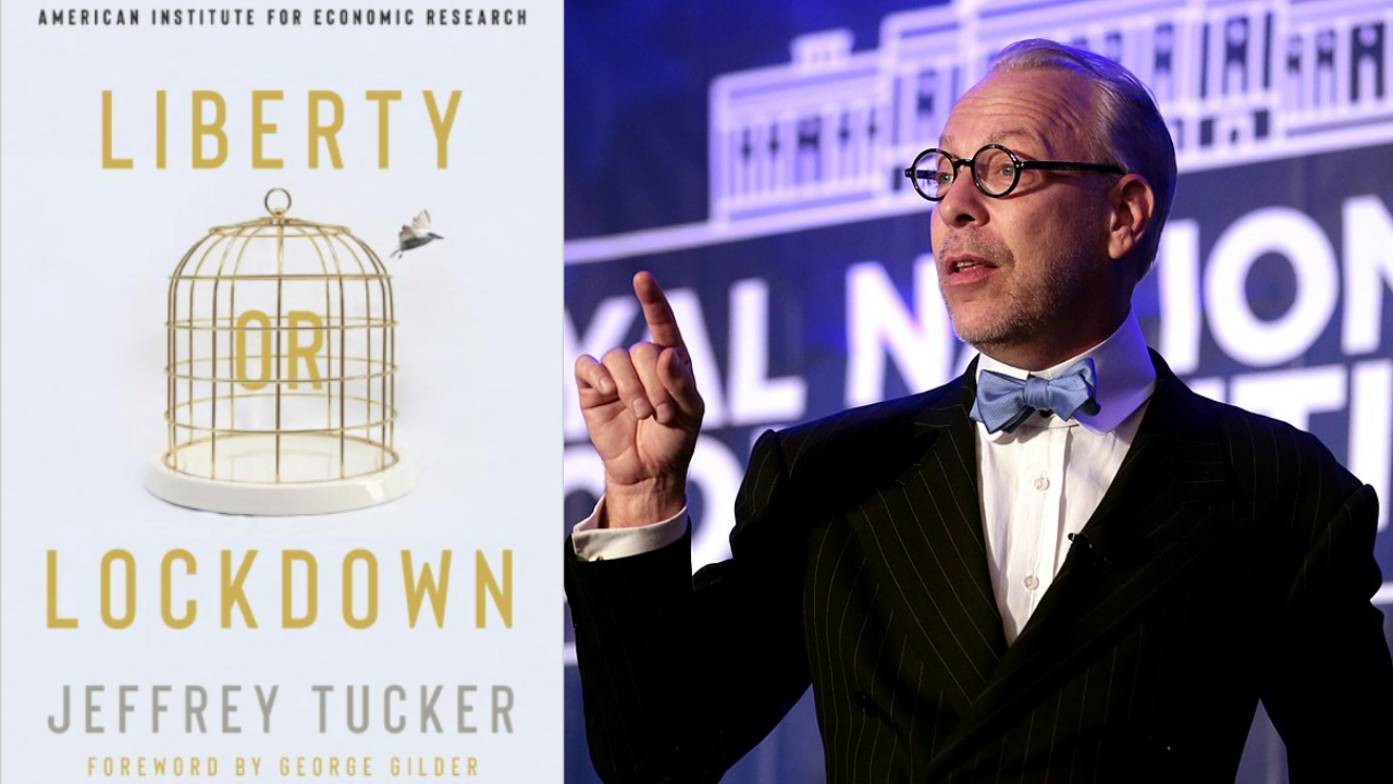 Lockdown Theory Refuted Once And For All Jeff Tucker