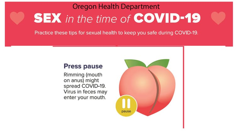 This Thanksgiving, the Government Gifts Us COVID-19 Sex Advice