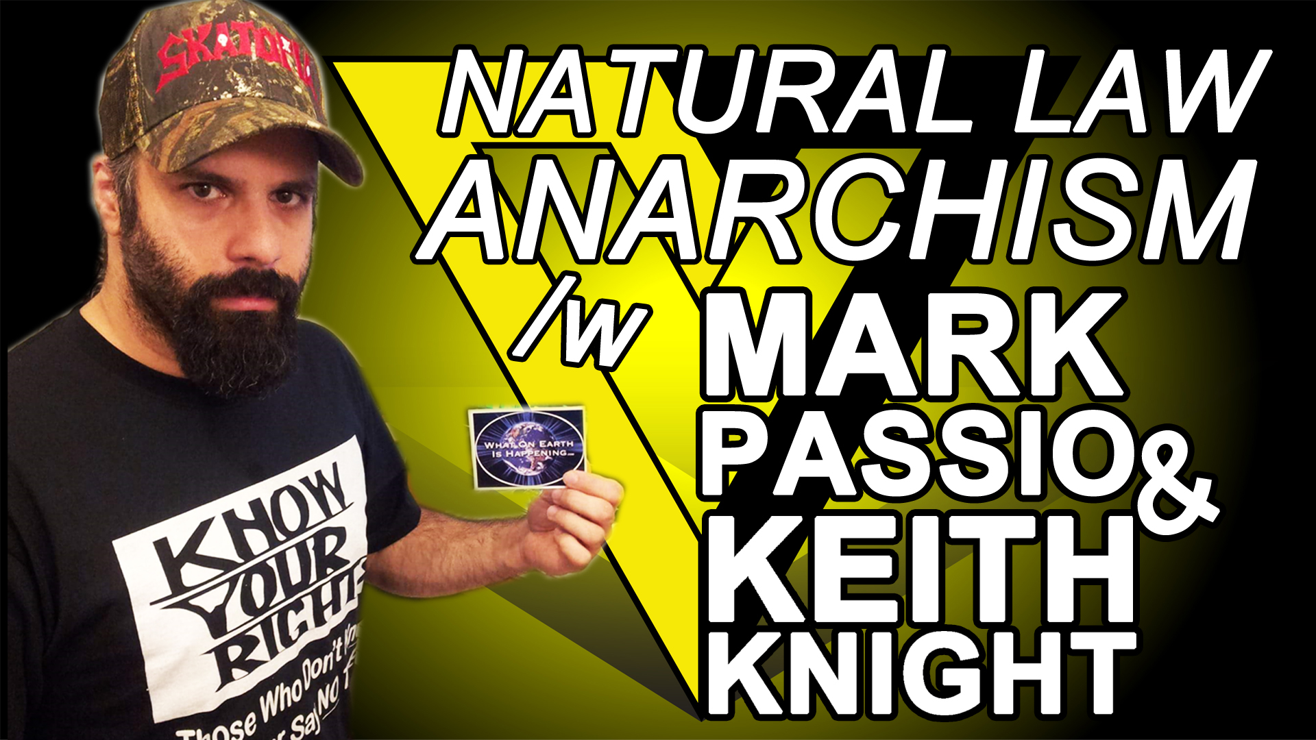 Natural Law Anarchism Mark Passio