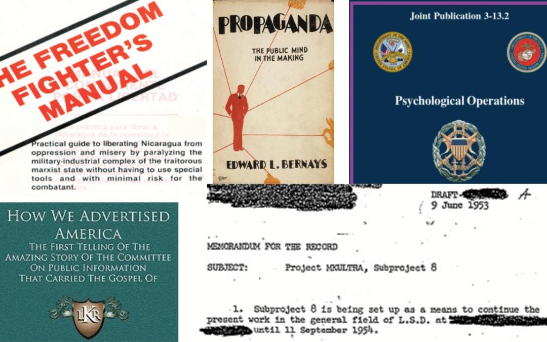 Propaganda Analysis – FBI Document on Crystallizing Public Opinion