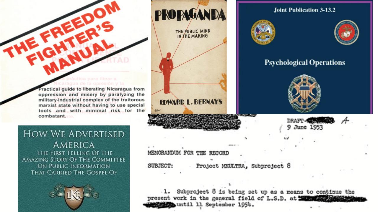 Propaganda Analysis Chase