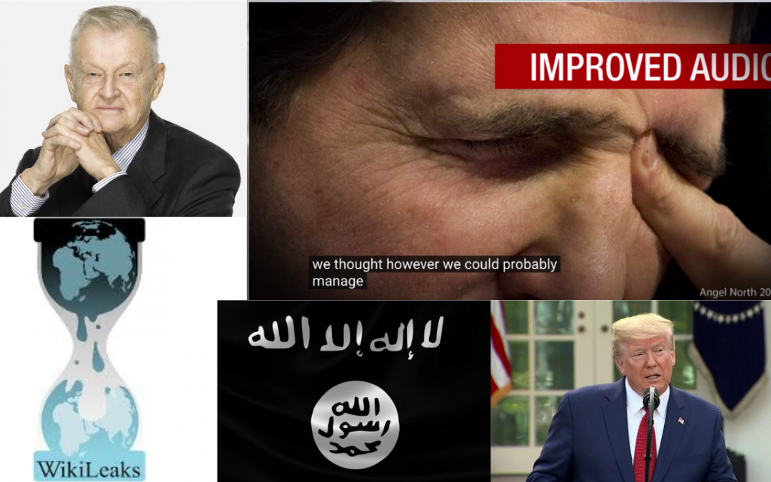 Deception in War, Arming ISIS, & the Military Industrial Complex. Scott Horton & Keith Knight