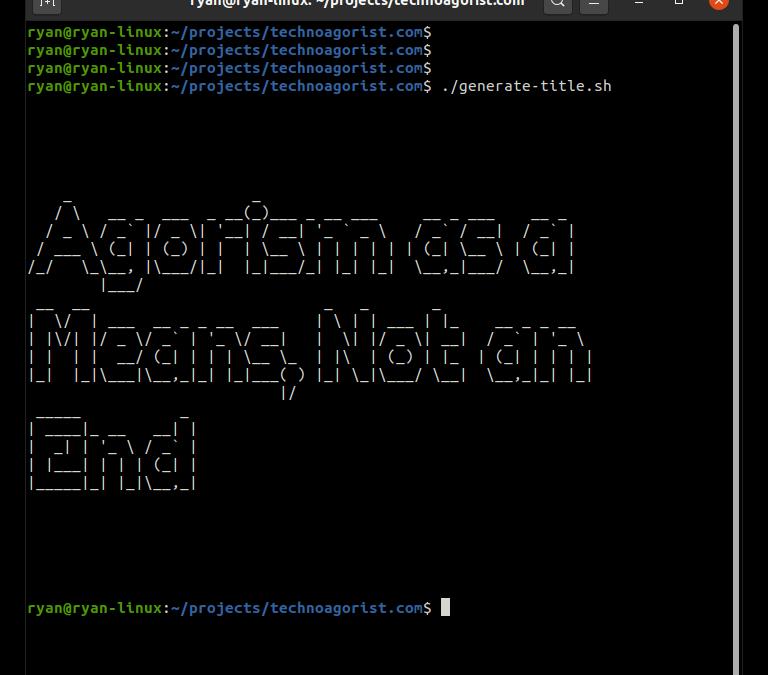 TechnoAgorist: Agorism as a Means, Not an End