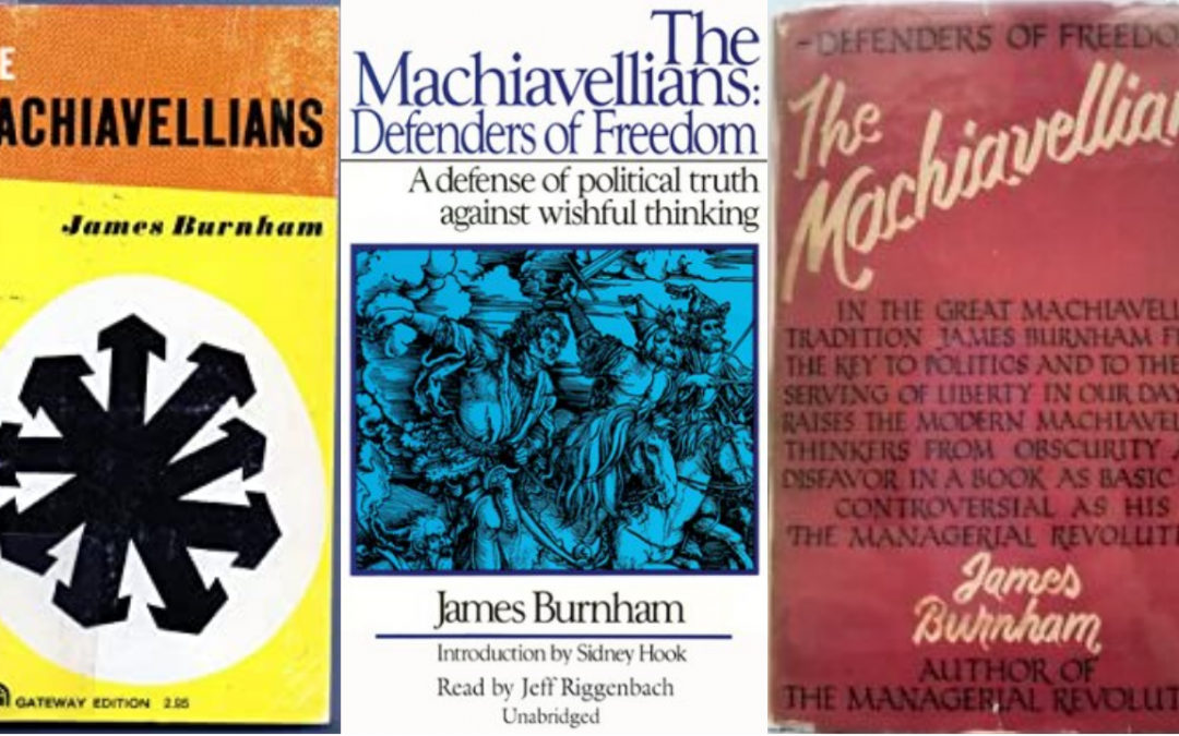 The Machiavellians: Defenders of Freedom – 13 Point Summary