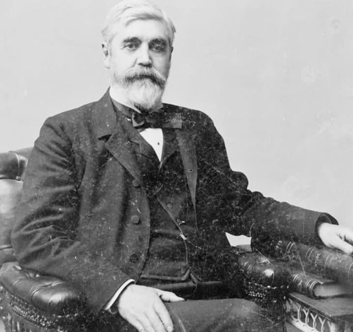 Walter Q. Gresham, America's Anti-Imperialist Secretary of State