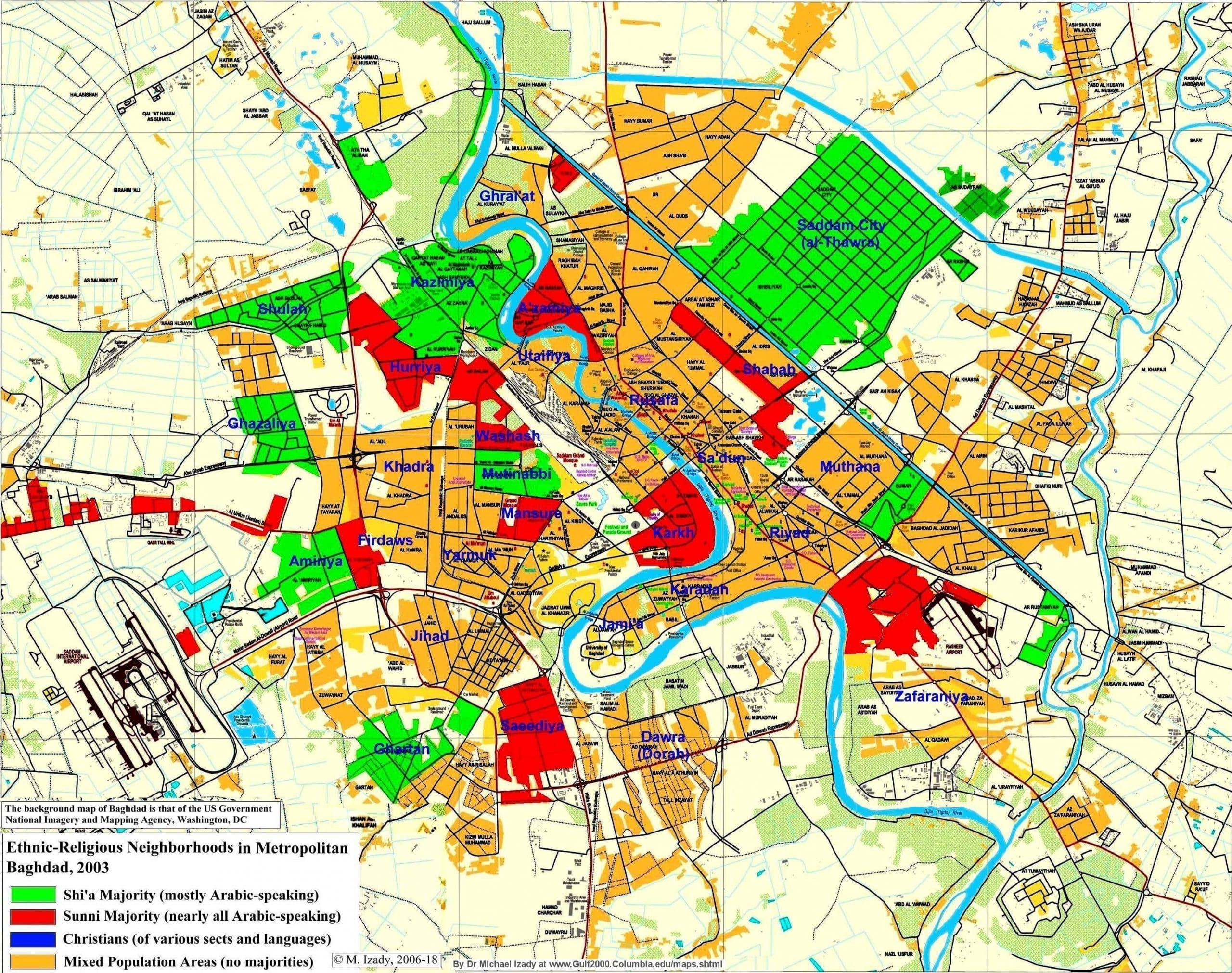 Baghdad Ethnic 2003, 2