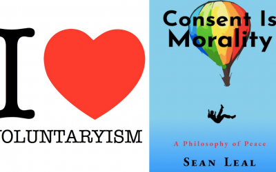 Consent is Morality. Sean Leal & Keith Knight