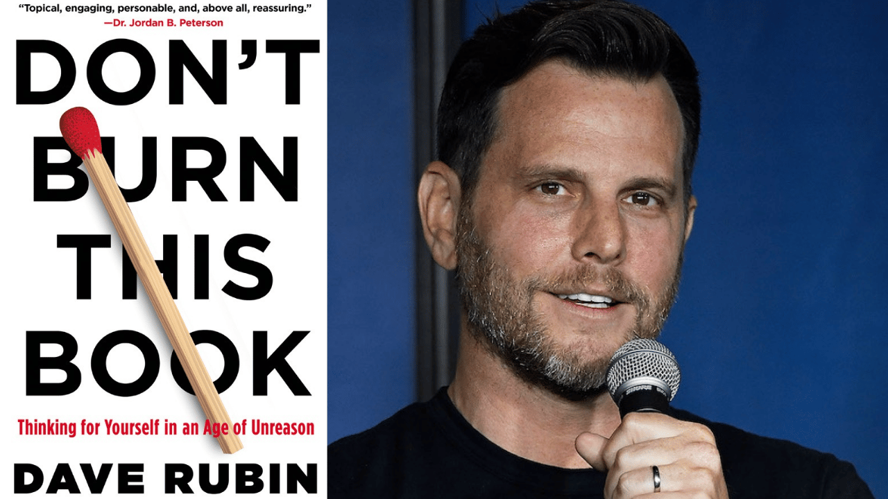 Escaping The Progressive Mindset. Dave Rubin & Keith Knight