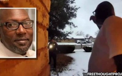Cop Kills Unarmed Pastor as Family Watches in Horror