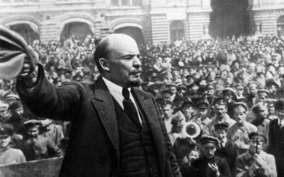 Episode 524: Marxism Part 1 – Dialectical Materialism, and the Thought of Vladimir Ilyich Ulyanov (Lenin)