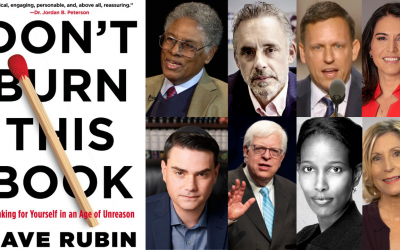 My Intellectual Inspirations – Dave Rubin (w/ Keith Knight)