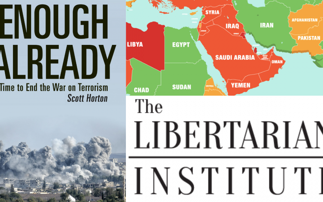 How America Destroyed the Middle East