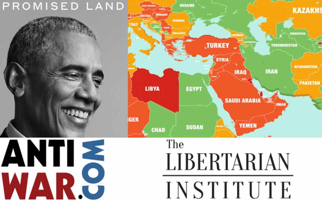 Obama's Foreign Policy: Deception & Failure. Scott Horton & Keith Knight