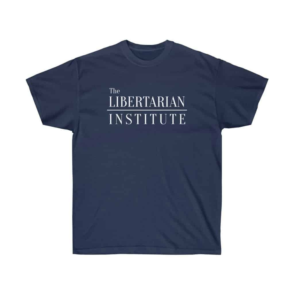 Libertarian Institute Merch from Libertas Bella