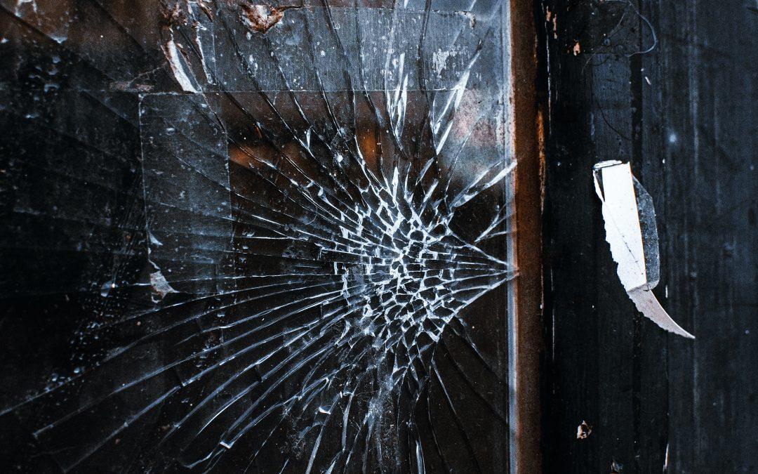 Congress Cares When It's Their Windows Being Broken