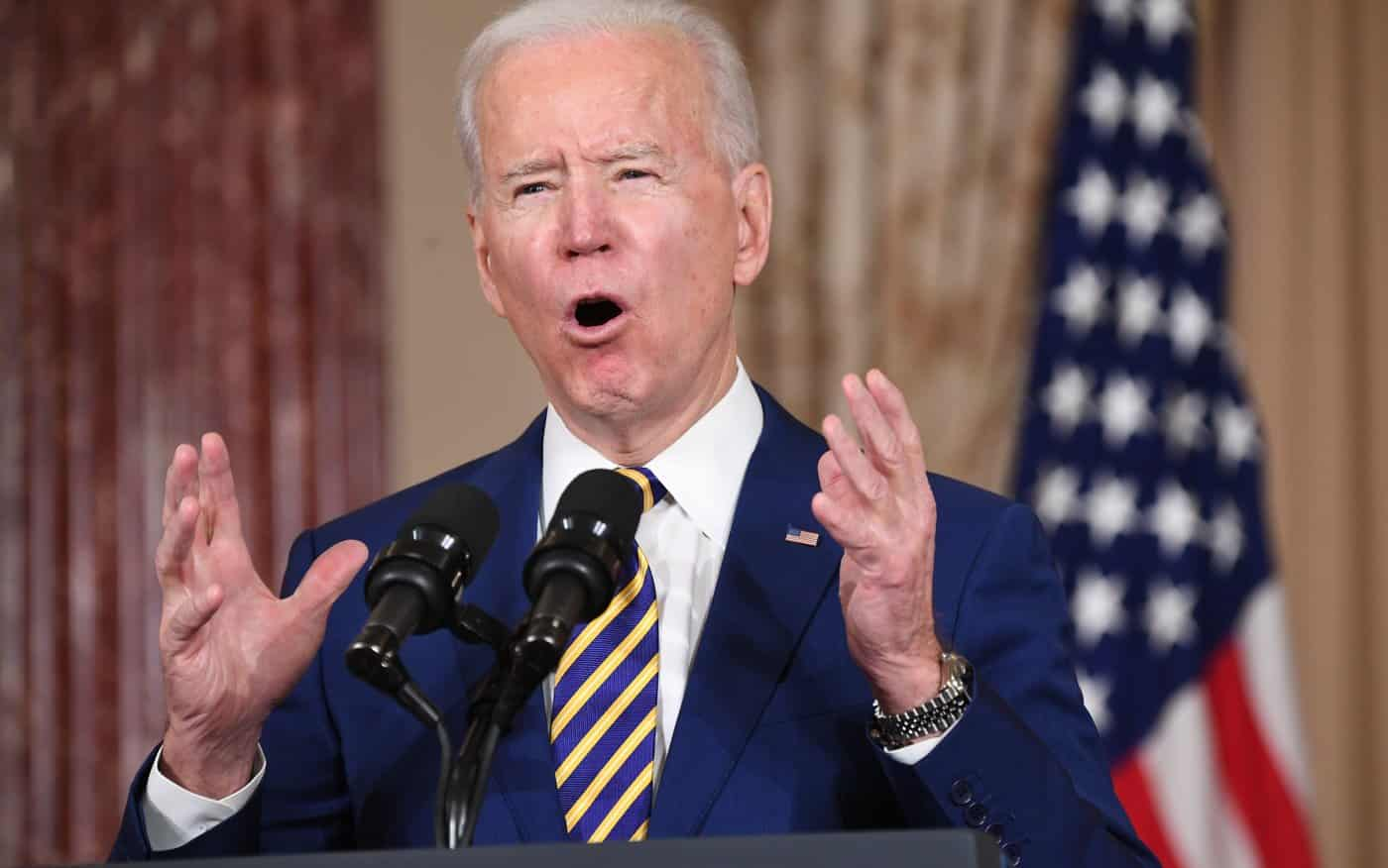 Us Politics Diplomacy Biden