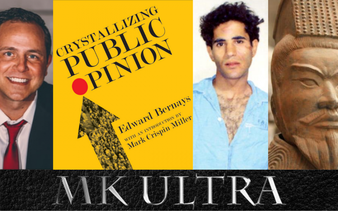 Mind Control, Body Language, & Crystallizing Public Opinion. Chase Hughes & Keith Knight