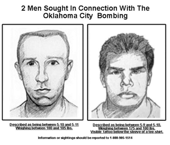Who Helped McVeigh Blow Up Oklahoma City?