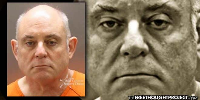 Idaho Cop Arrested For Repeatedly Raping Immobile Cancer Patient