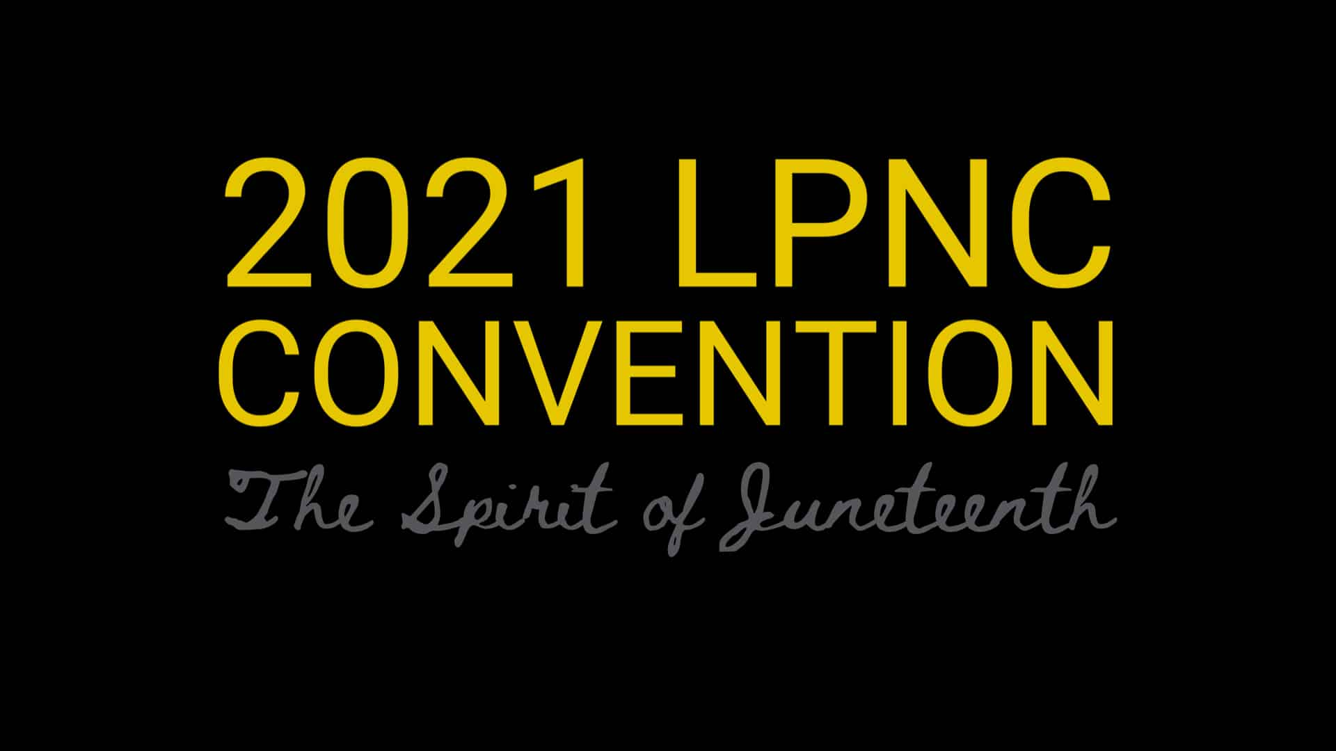 2021 convention logo libertarian party north carolina