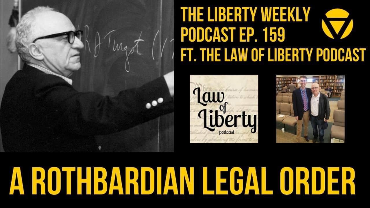 a rothbardian legal order