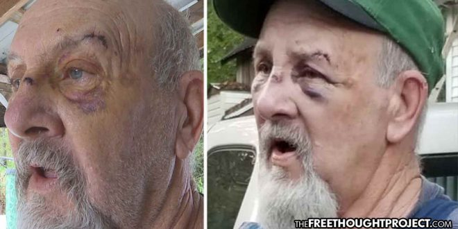 Police Mistakenly Raid Home of Great-Grandfather, Permanently Injure Him