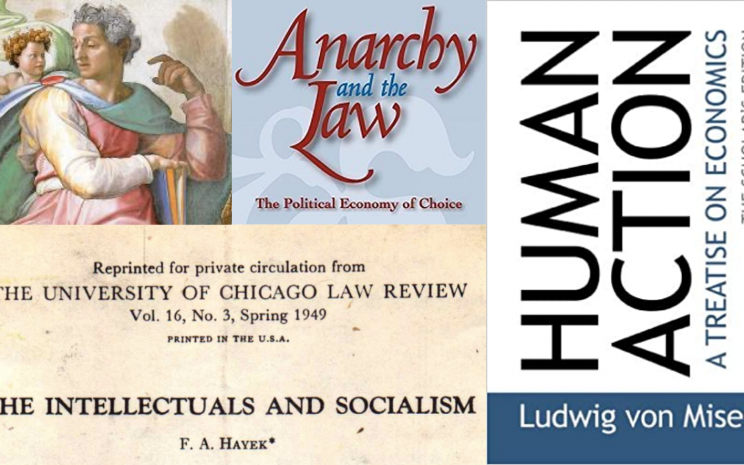 10 Books That Make the Irrefutable Case for Libertarianism. Isaac Morehouse & Keith Knight