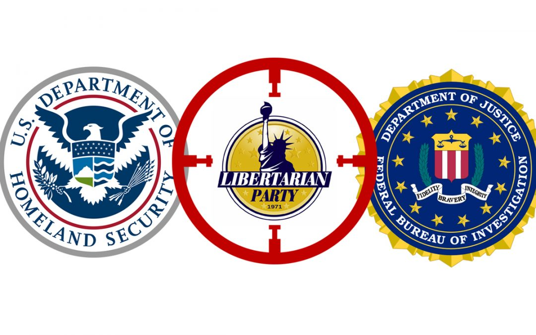 The Feds Are Coming for Libertarians