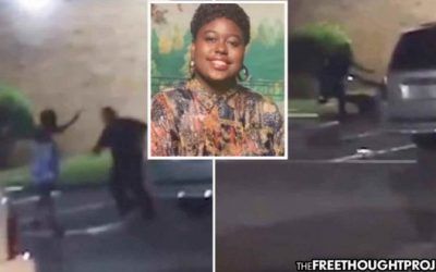 Cop Kills Innocent Woman, Taxpayers Liable