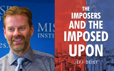 Progressivism, the Selfish Philosophy of Coercive Entitlement. Jeff Deist & Keith Knight