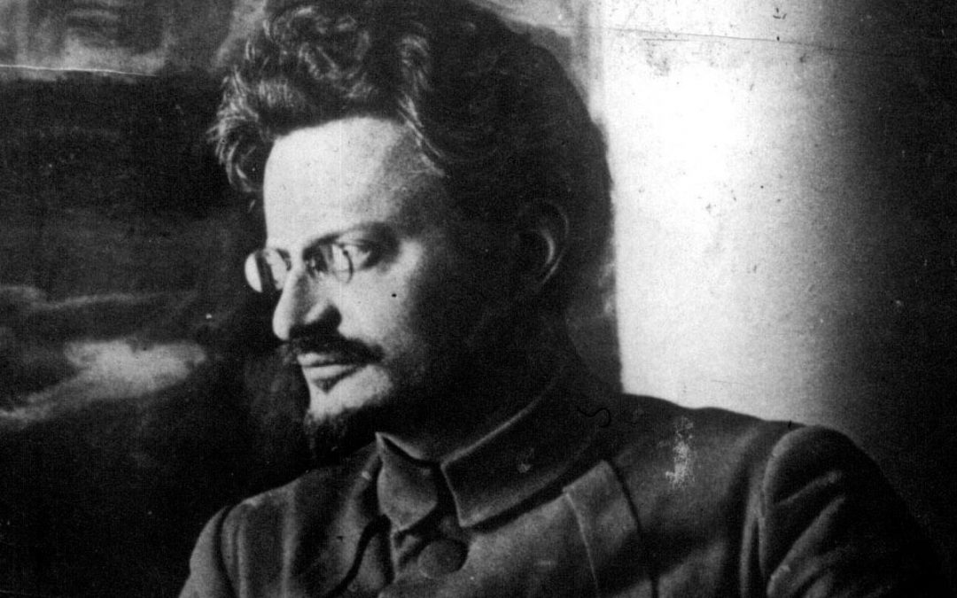 Episode 576: The Thought Of Leon Trotsky And His 'Connections' To Neo-Conservatism