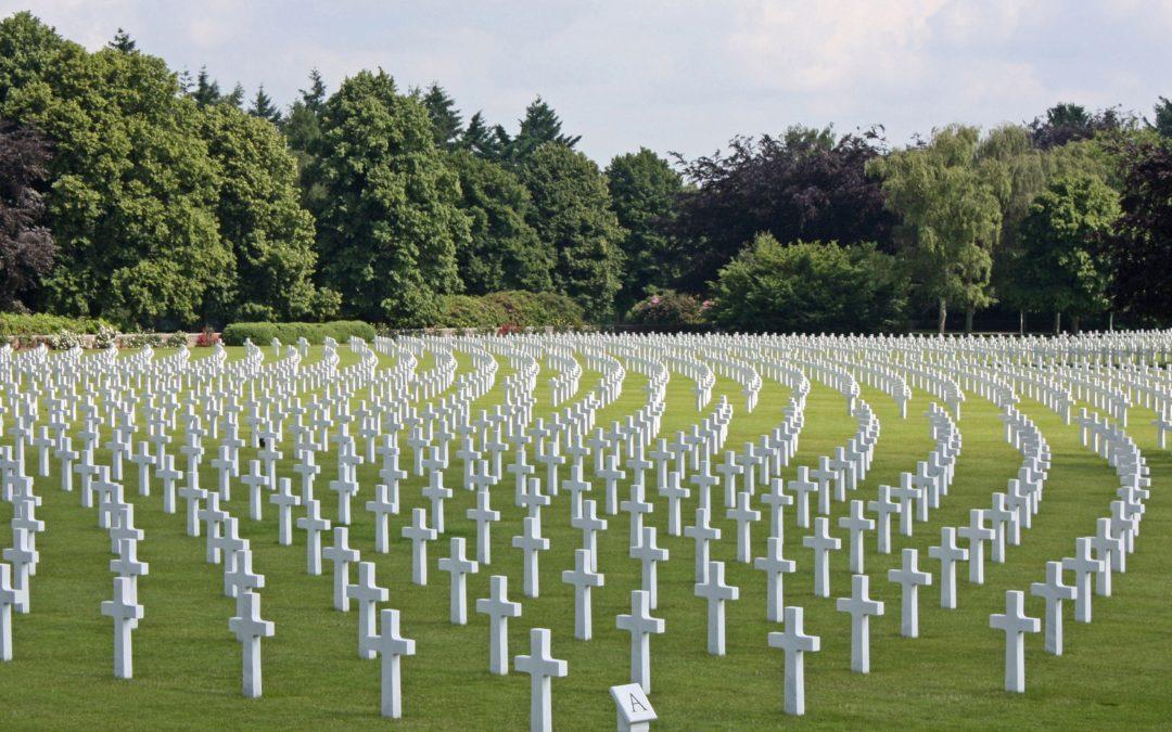 A Veteran's Memorial Day Message